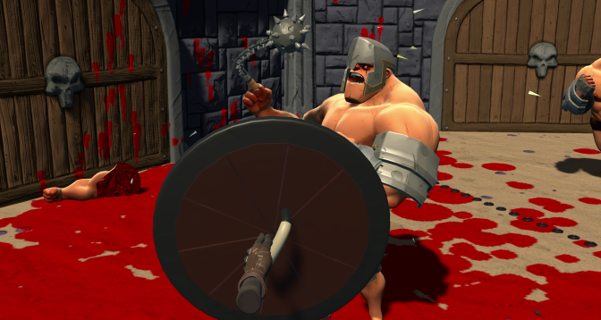 GORN Launch Trailer Brings All your Gladiator Fantasies to Life