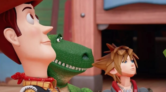 Every Pixar movie's chance at Kingdom Hearts 3 glory