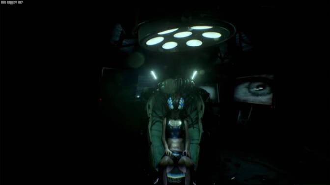 Witness Cyberpunk Horror in the Observer