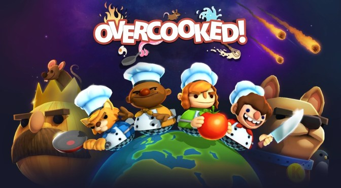 Overcooked: Special Edition Serves Up Switch Release Date