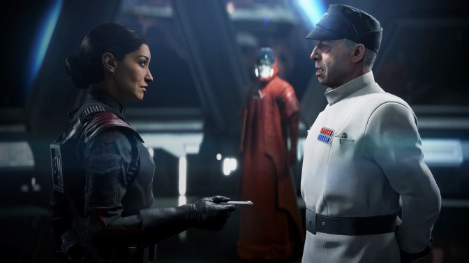 New Video Goes Behind the Scenes of Star Wars Battlefront II's Story