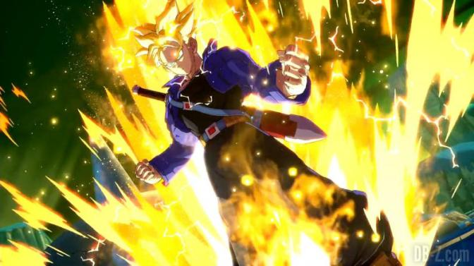 Dragon Ball FighterZ Welcomes Trunks to the Fighting Roster