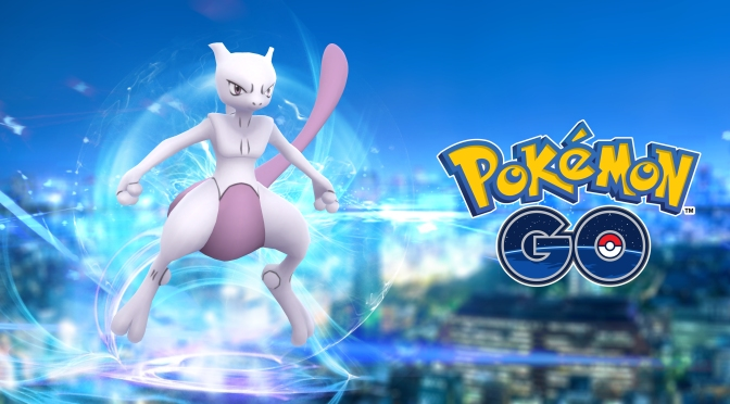 Mewtwo Invite-Only Raids Coming to Pokemon GO