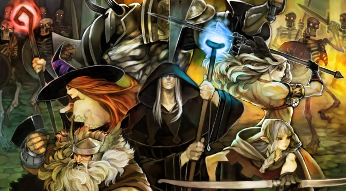 Dragon's Crown Pro Heads to PS4 Early Next Year