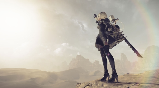NieR: Automata Soars Past 2 Million Mark