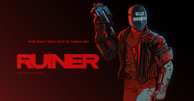 Ruiner Spotlights Boss Battles in Latest Trailer