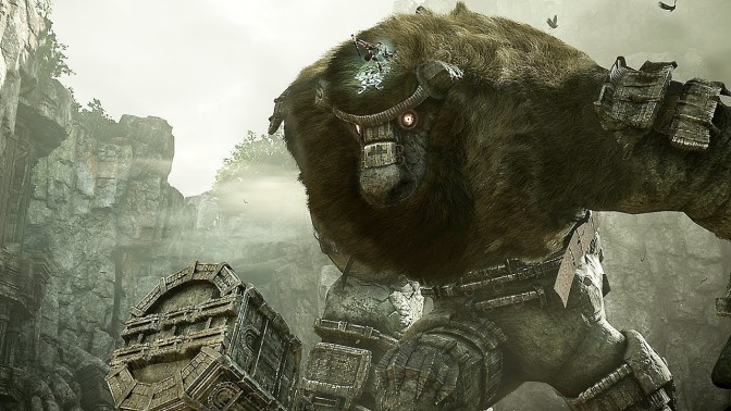 Shadow of the Colossus TGS Trailer Delivers Wonder and Scale
