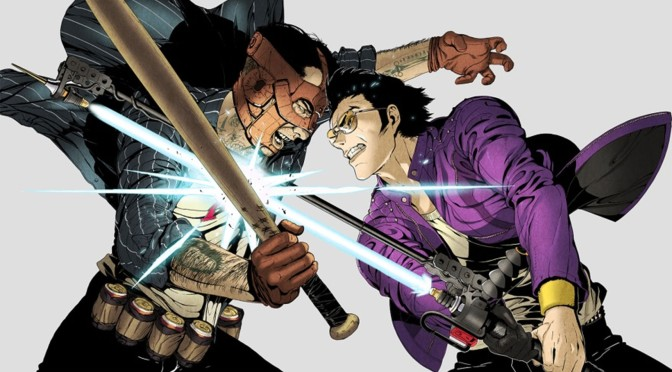 Travis Strikes Again: No More Heroes Releases on Nintendo Switch in 2018