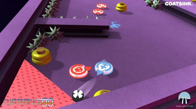 Clusterpuck 99 Announced for Switch