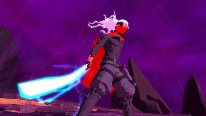 Furi Set For Switch Release Early Next Year