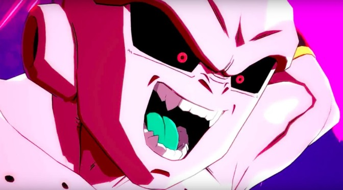 Kid Buu Takes The Spotlight in Dragon Ball FighterZ Character Trailer
