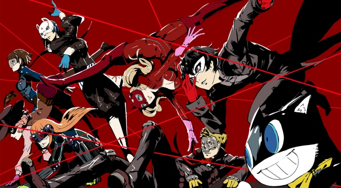 Persona 5 Celebrates New Sales Milestone