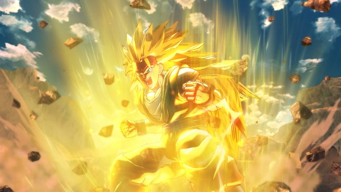 Dragon Ball Xenoverse 2 Powers Up Sales Success on the Switch