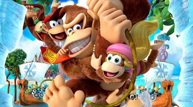 Donkey Kong Country: Tropical Freeze Makes the Switch Over to Nintendo's New Console