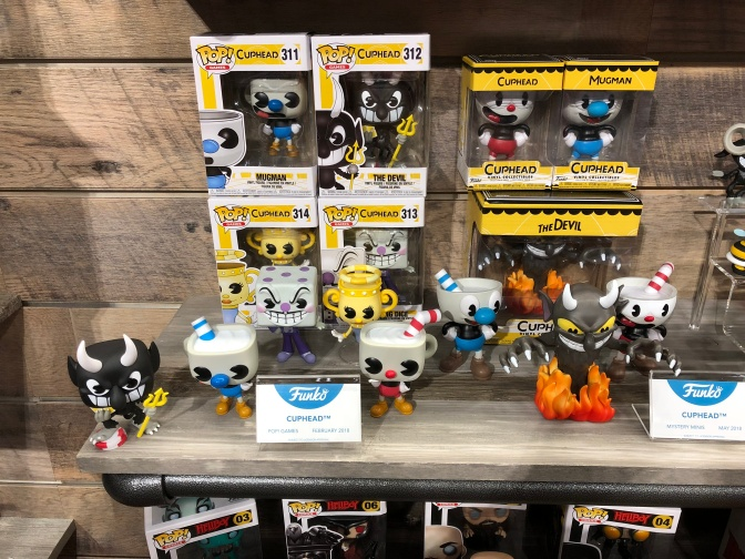 Funko Showcases Dozens of Video Game Figures at New York Toy Fair 2018