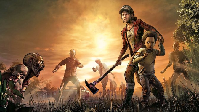 The Final Episode of Telltale's Walking Dead Date Announced