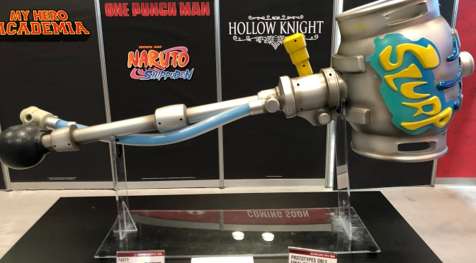 McFarlane Toy's Massive Showcase at New York Toy Fair 2019