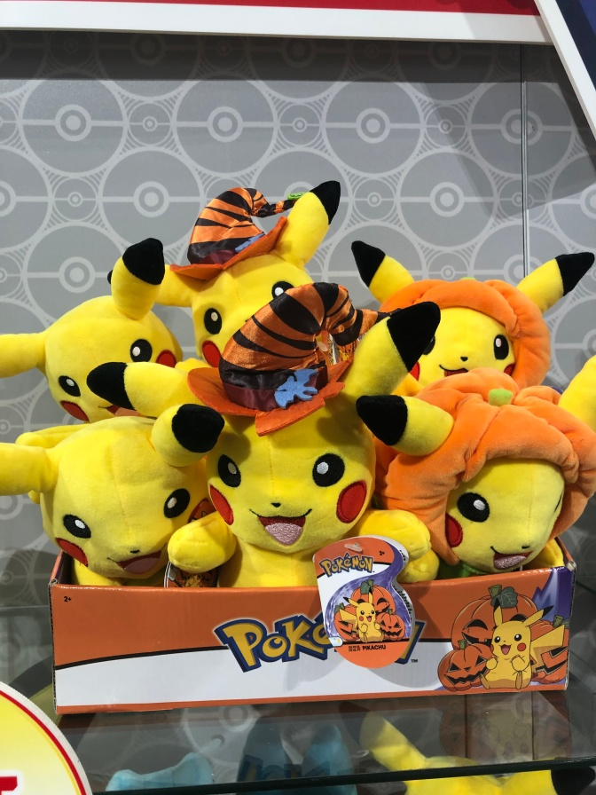 Wicked Cool Toys and Their Wicked Amount of Pokemon Toys