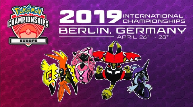 Pokemon Europe International Championships Streaming Announced