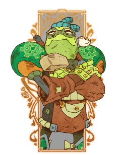 SteamWorld_Quest_Galleo_Portrait