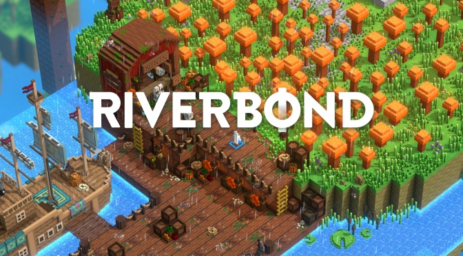 Riverbond, Shadow-Released And Available Now