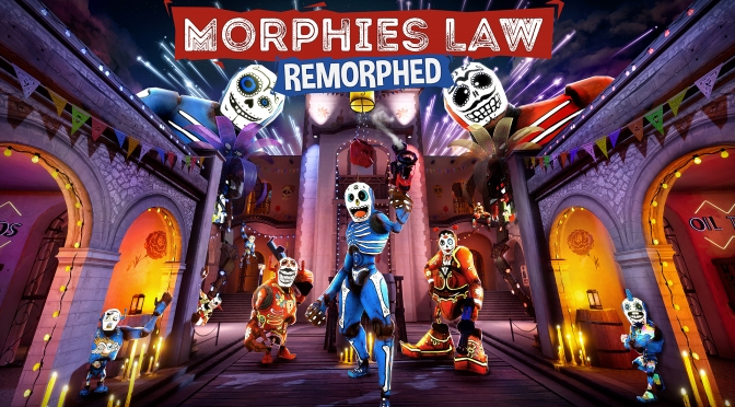 Morphies Law Remorphed Coming to Steam and Nintendo Switch This July