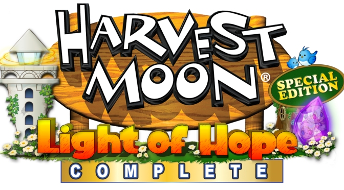 Harvest Moon: Light of Hope Special Edition Complete Launches This Month