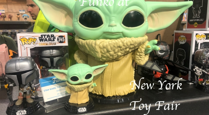 Check Out Over 135 Funko items from New York Toy Fair 2020