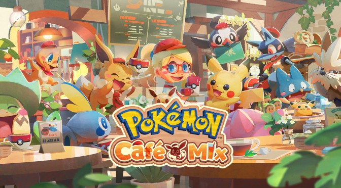 Pokemon Cafe Mix Hits New Milestone