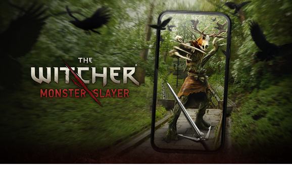 New Witcher Game Announced for Mobile Devices