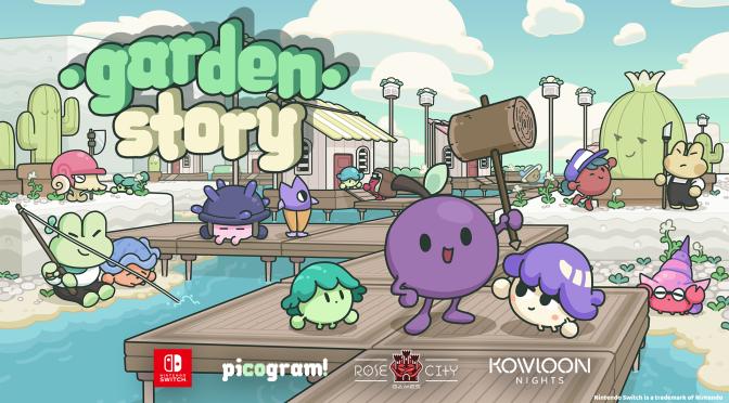 New Trailer for Garden Story Released