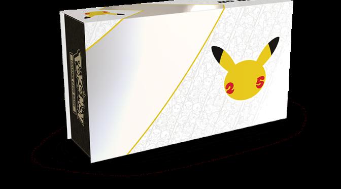 Pokemon TCG Announces 25th Anniversary Collection: Celebrations