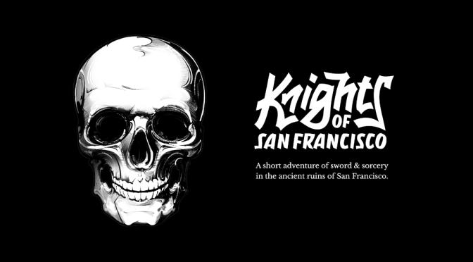 Sunday Spotlight: Knights of San Francisco