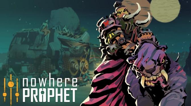 Sunday Spotlight: Nowhere Prophet